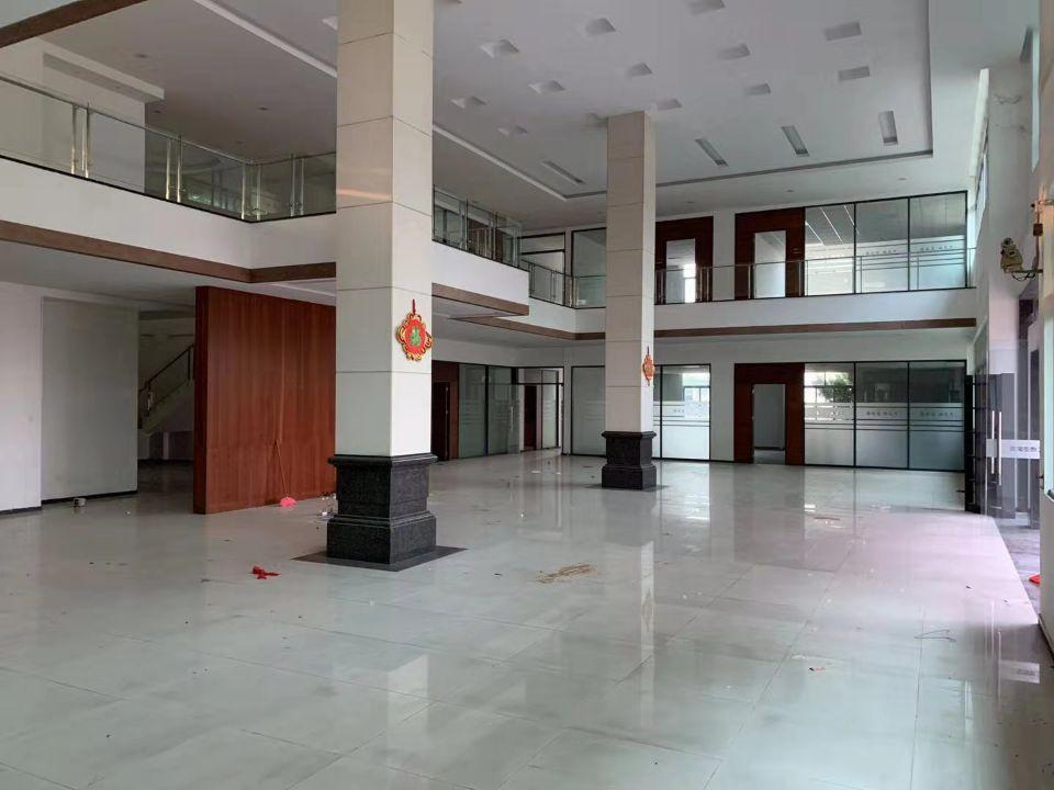 虎门镇路东三楼整层1500平方14元每平方【豪华装修】