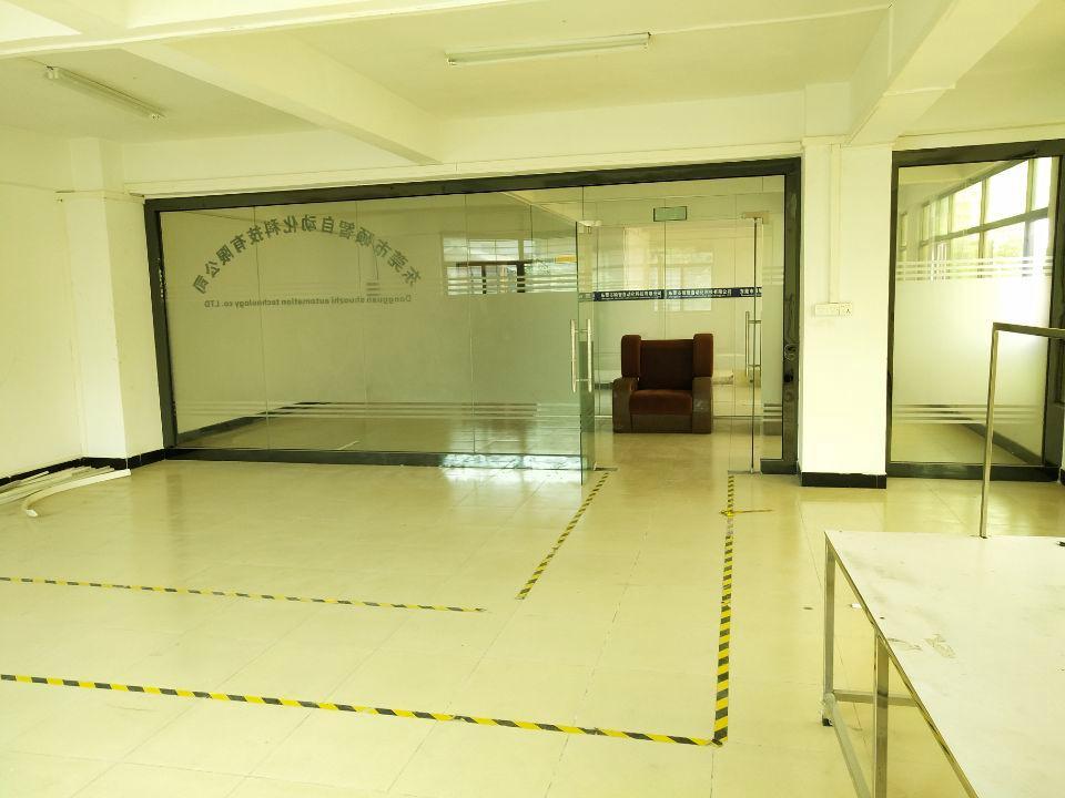 长安镇乌沙精装修厂房450平米水电齐全可办理环评园区空地大