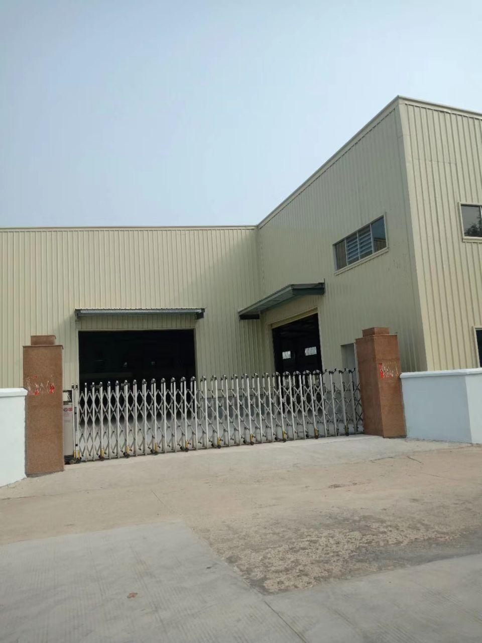 原房东独院厂房仓库3600平米出租交通便利可分租