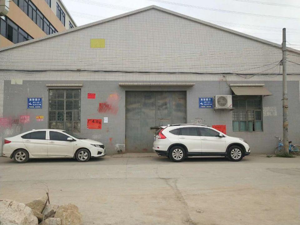 番禺大石镇东联工业区服装行业集中地980平米简易仓库厂房出租