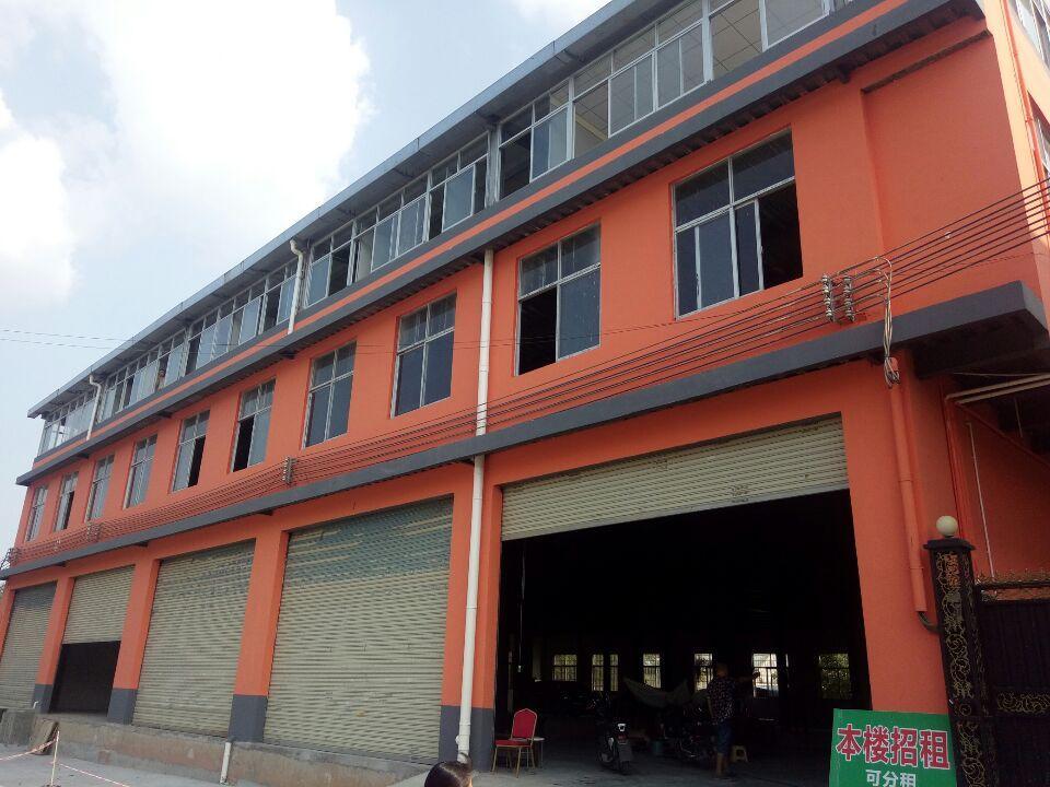 天河珠吉原房东主干道边标准一楼1300平方带卸货平台大小可分