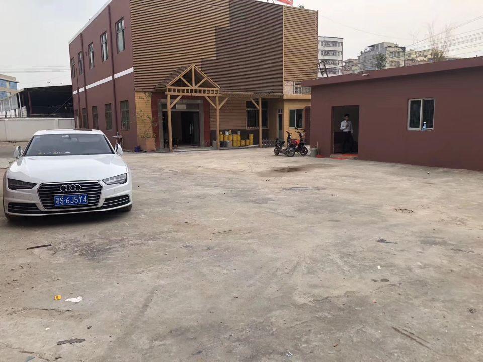 茶山镇新出独院单一层厂房3000平方