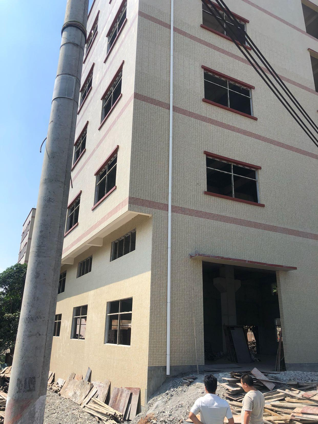 塘厦原房东独栋厂房一楼7米带牛腿大马路边易招工