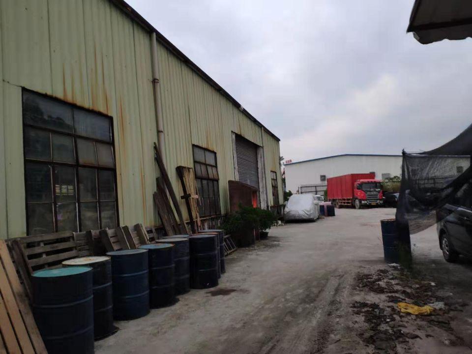 寮步镇新出原房东单一层1200平方,适合废品回收、打包