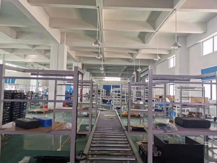 沙田靠沿江高速口附近32000平方标准厂房