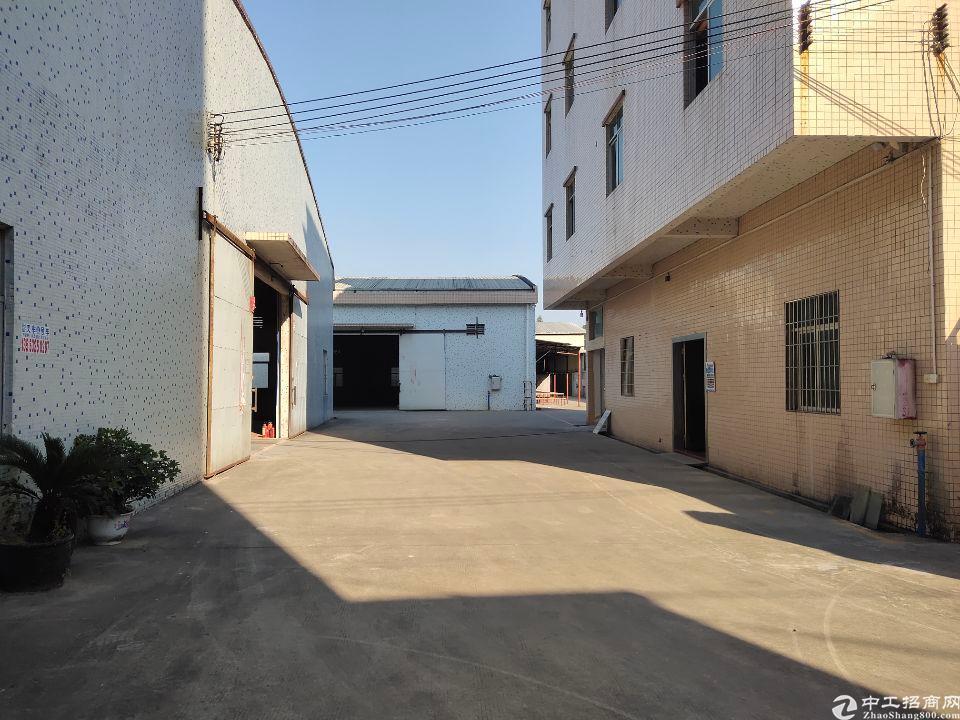 江高镇独门独院单一层砖墙到顶厂房仓库出租