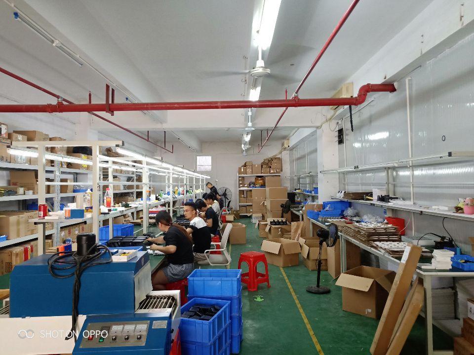樟木头镇百果洞管理区新出带装修标准厂房三楼450平方出租