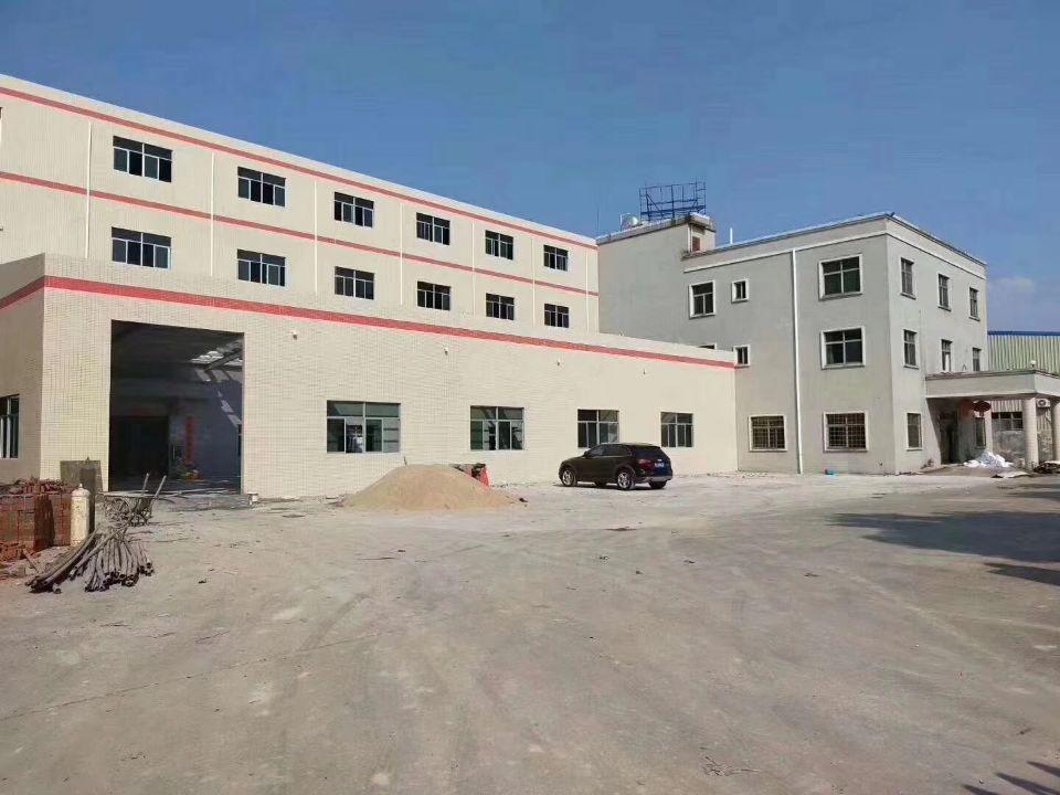 谢岗原房东独院标准厂房招租厂房1-4层4800平米,高度5米