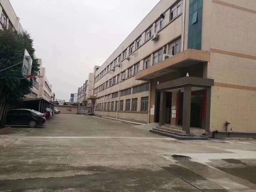 广州新塘主干道旁国有双证独院厂房8125平出售