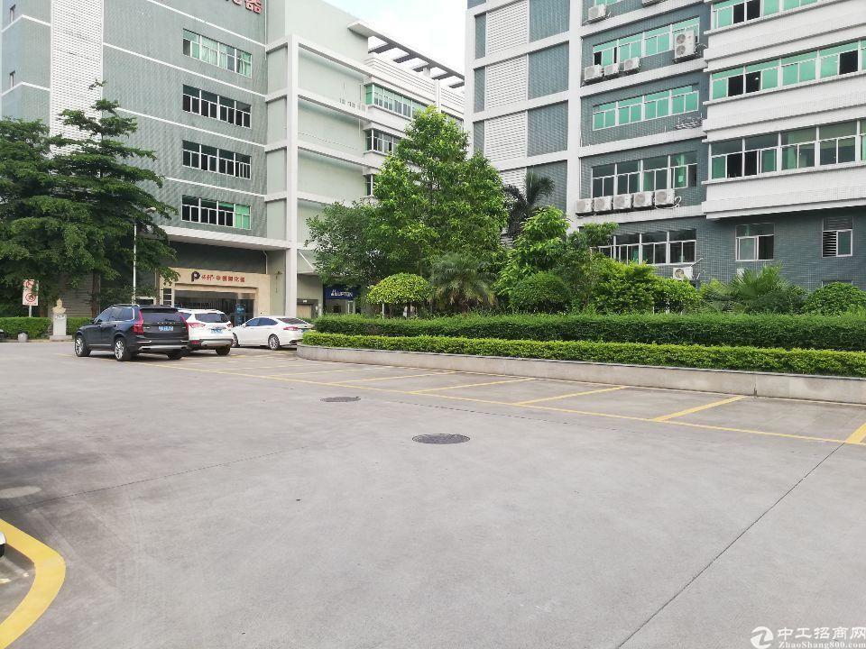 广州黄埔科学城楼上厂房仓库出租;带装修.办公,可办环评