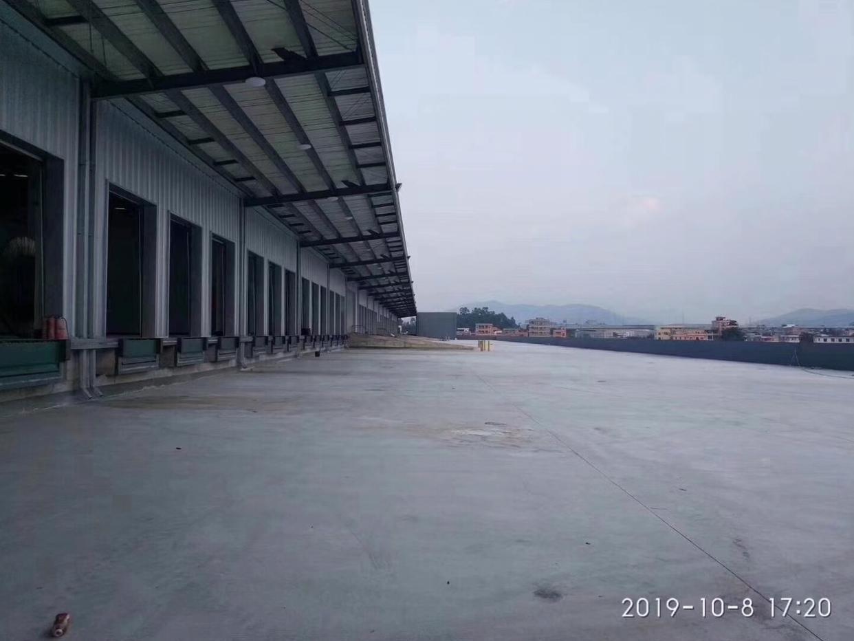 葵涌16000平米带卸货平台丙二类仓库出租