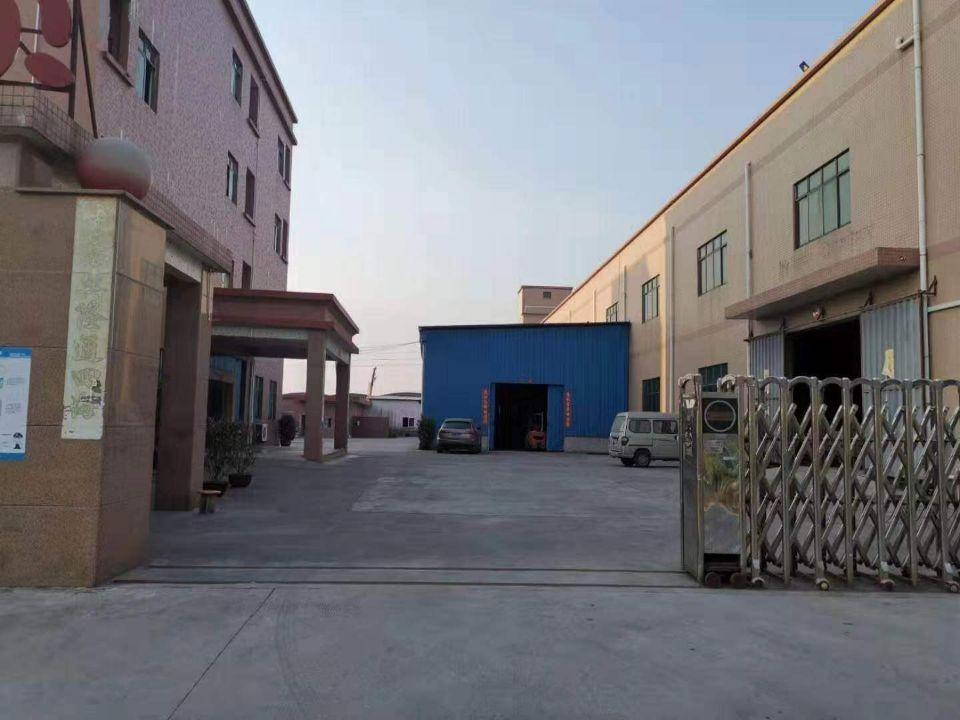沙田镇独院标准厂房两层最小可分租1500方