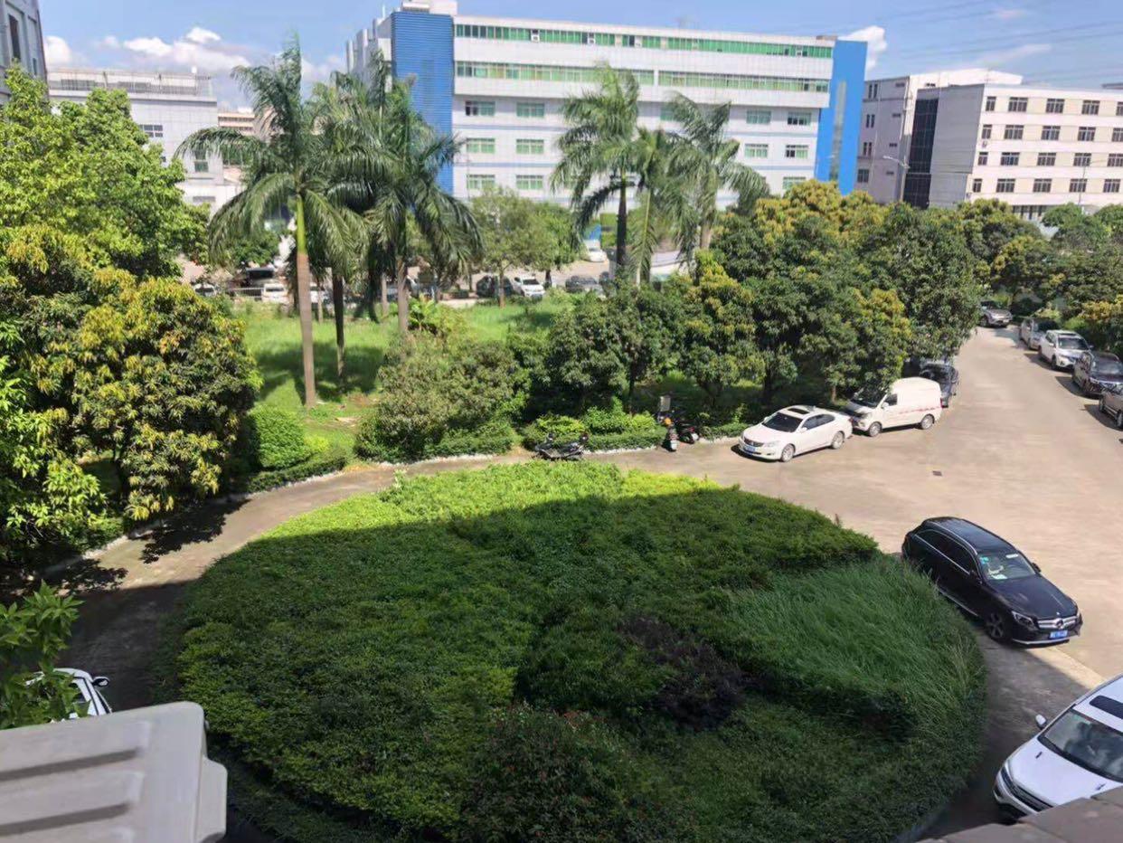 长安乌沙花园式厂房实业客分租3楼1200,精装修大气