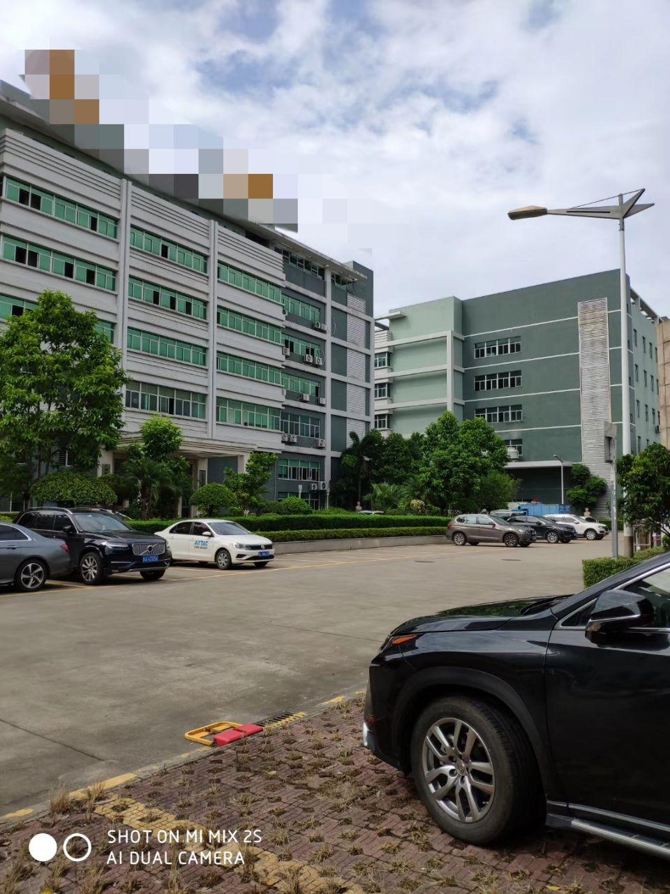 广州增城区高速出口旁国有双证独院厂房54500㎡出售形象好位
