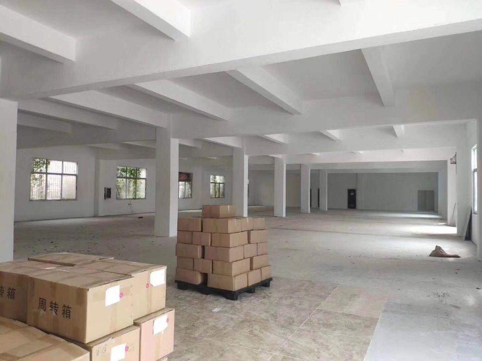 惠阳独院标准厂房5000平一手房东一楼6米10元一平