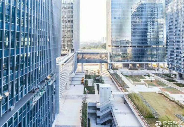 广州科学城精装修甲级写字楼出租大小面积都可分图片1