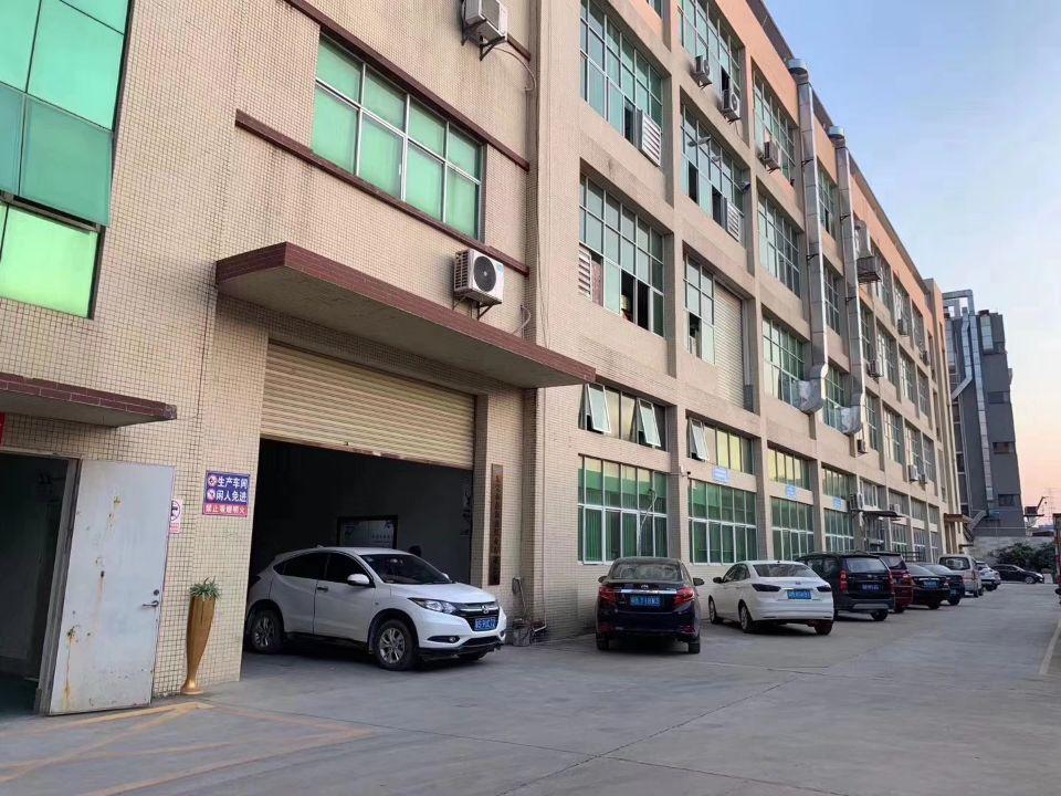 樟木头镇百果洞管理区新出标准厂房二楼500平方出租
