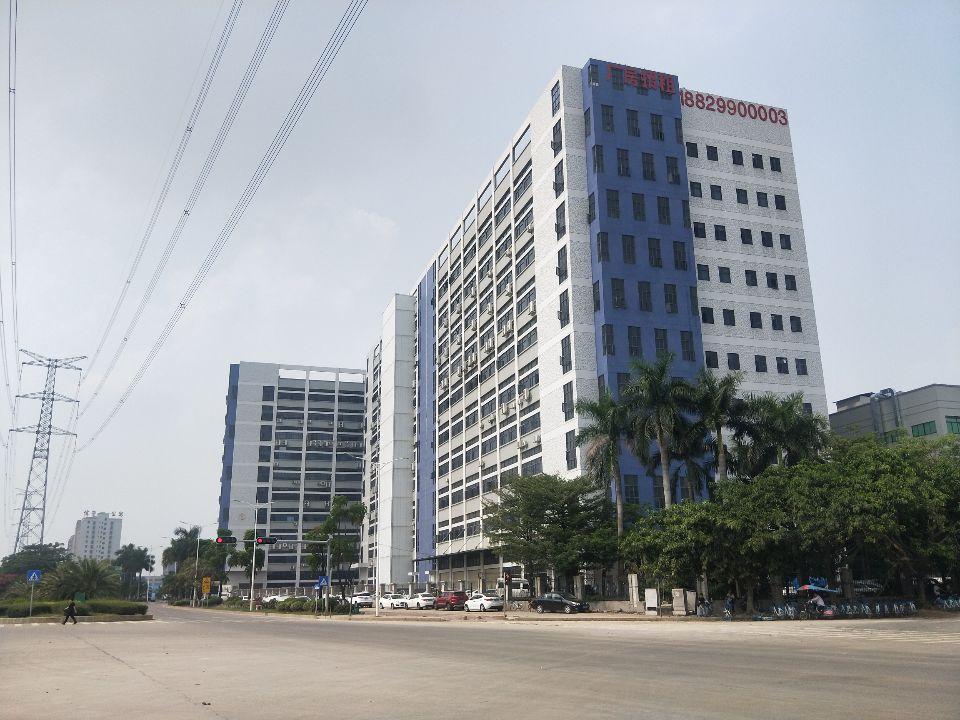 长安建安路旁新出精装修楼上2层厂房2840平可分租