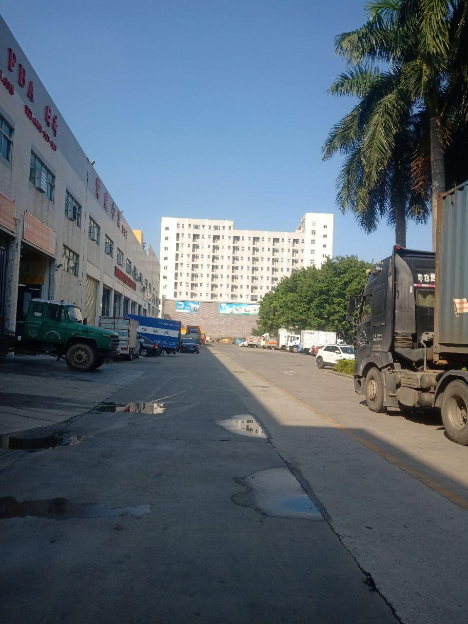 福永和平3楼厂房600平方米招租;配电315KVA。-图3
