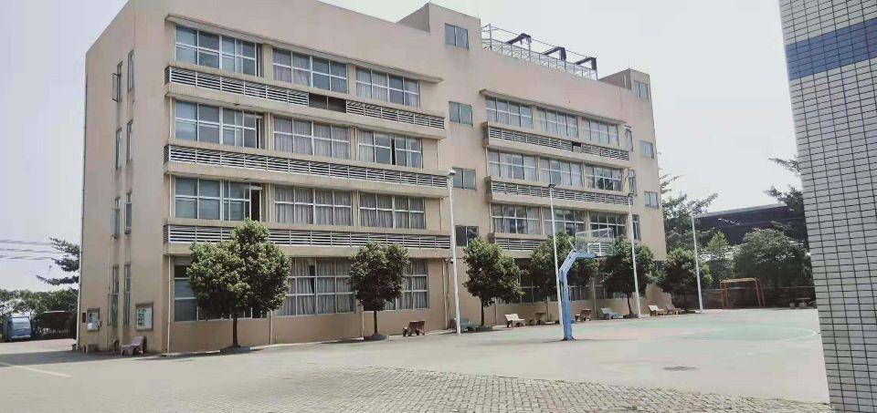 原房东道滘独院独栋标准厂房5200平一楼6.5米