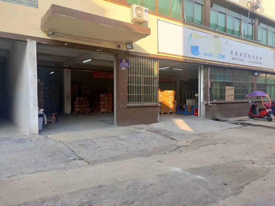 兴围独门独院新出物流仓库600平方带装修厂房出租