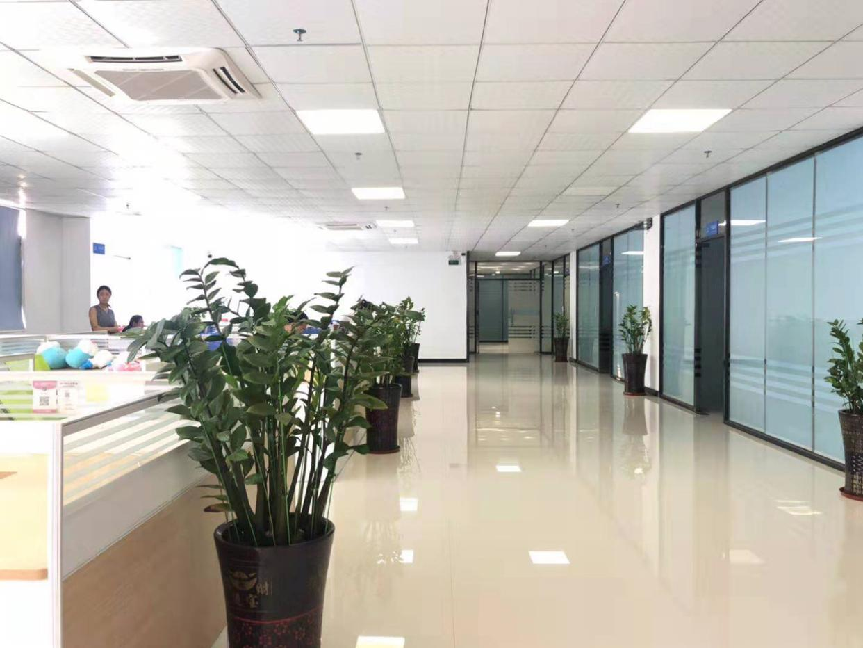 长安乌沙花园式厂房实业客分租3楼1200,精装修大气-图3