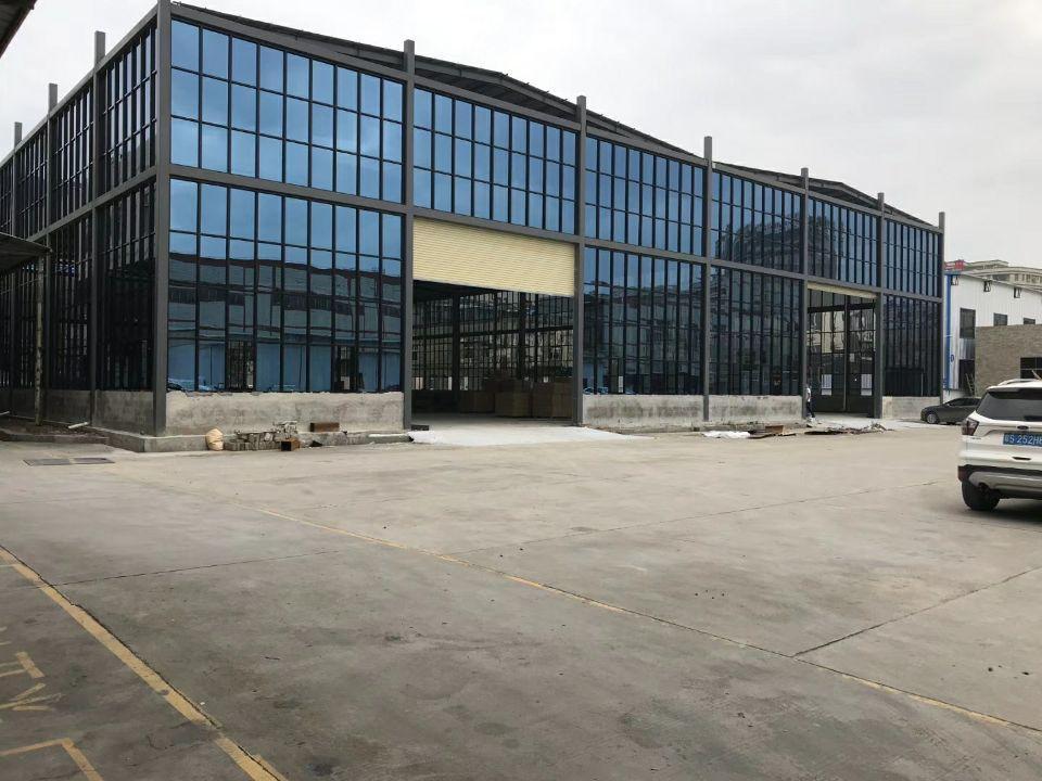 石排镇独院钢构厂房7000平,滴水12米,配电表达630