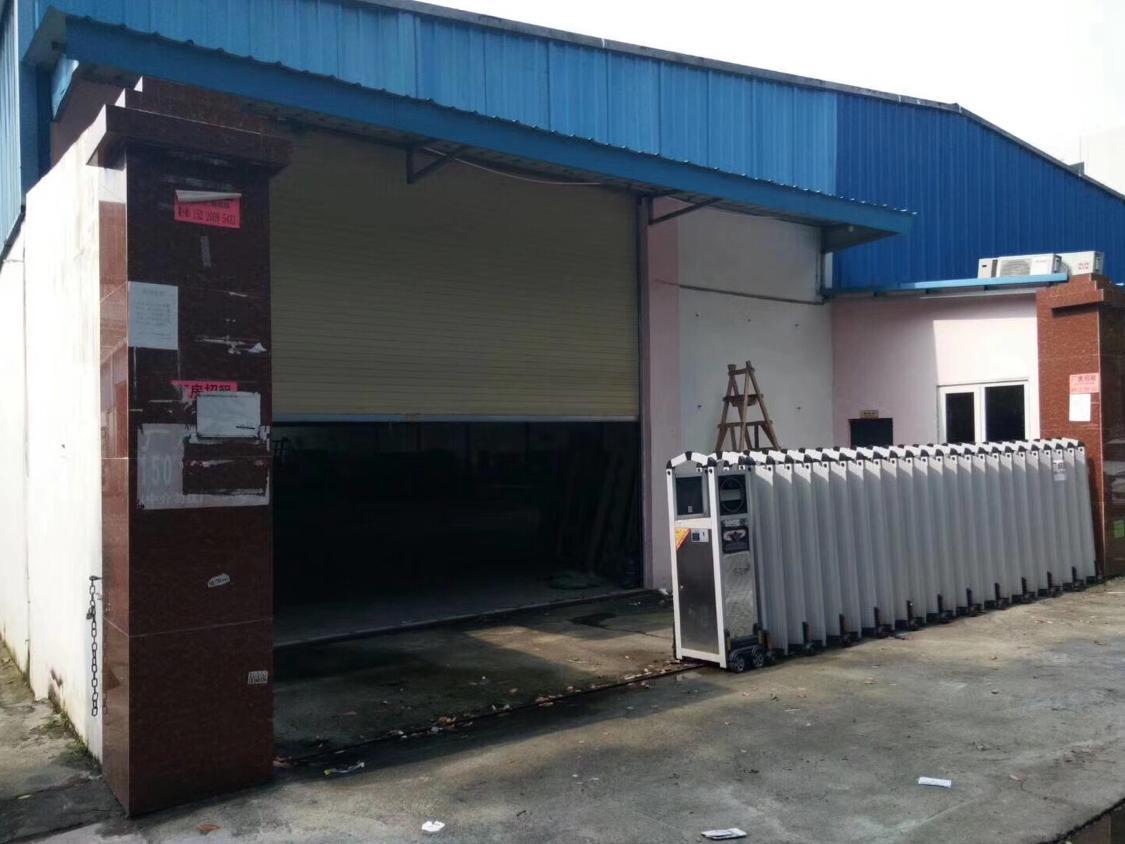 黄埔荔联1500平单一层钢构厂房出租