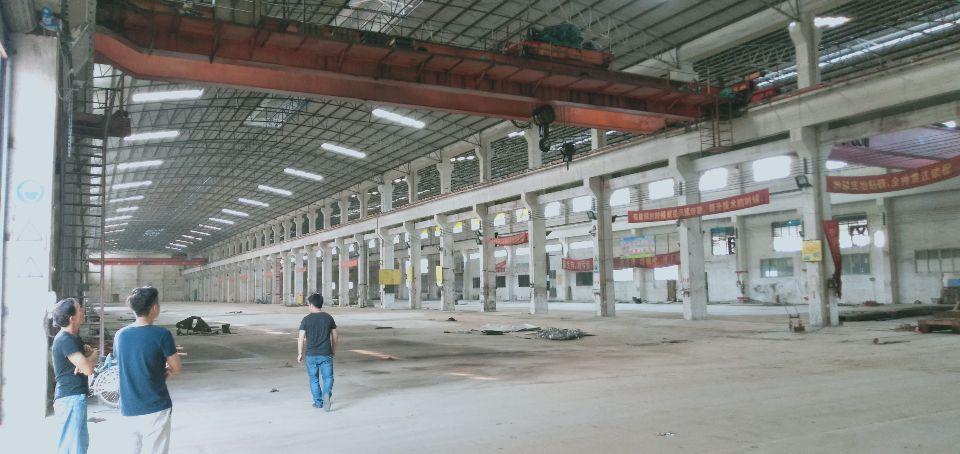 高明区荷城沧江工业区新岀3000平方带行车厂房