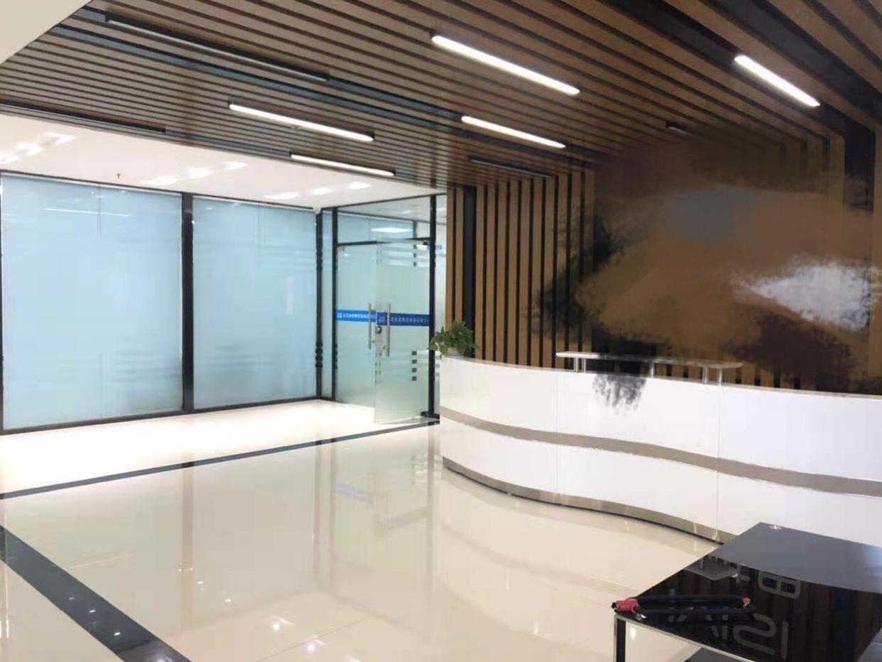 长安乌沙花园式厂房实业客分租3楼1200,精装修大气-图2