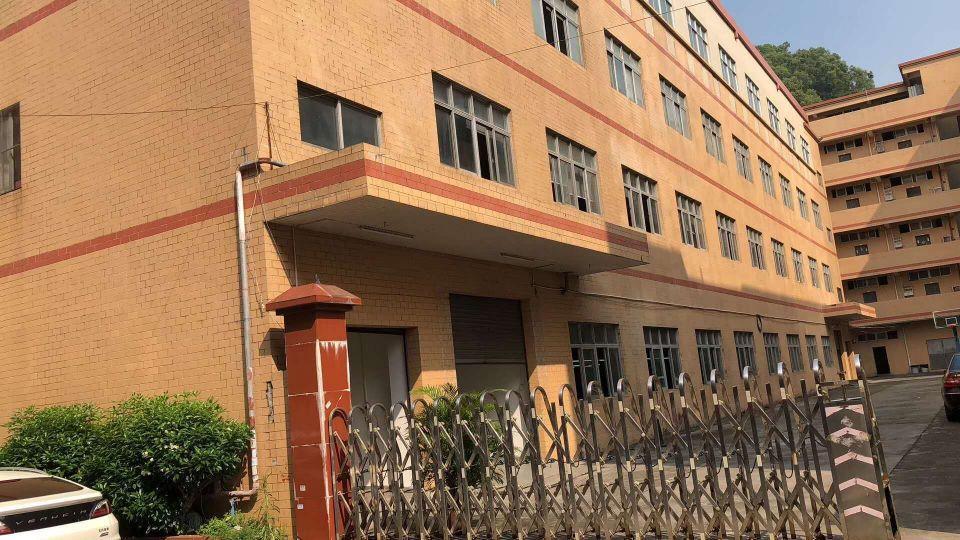 东莞市虎门镇黄河时装城附近独院厂房8000平方适合做服装