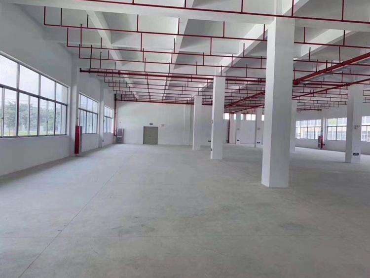 东莞长安镇无公摊标准厂房4500平方
