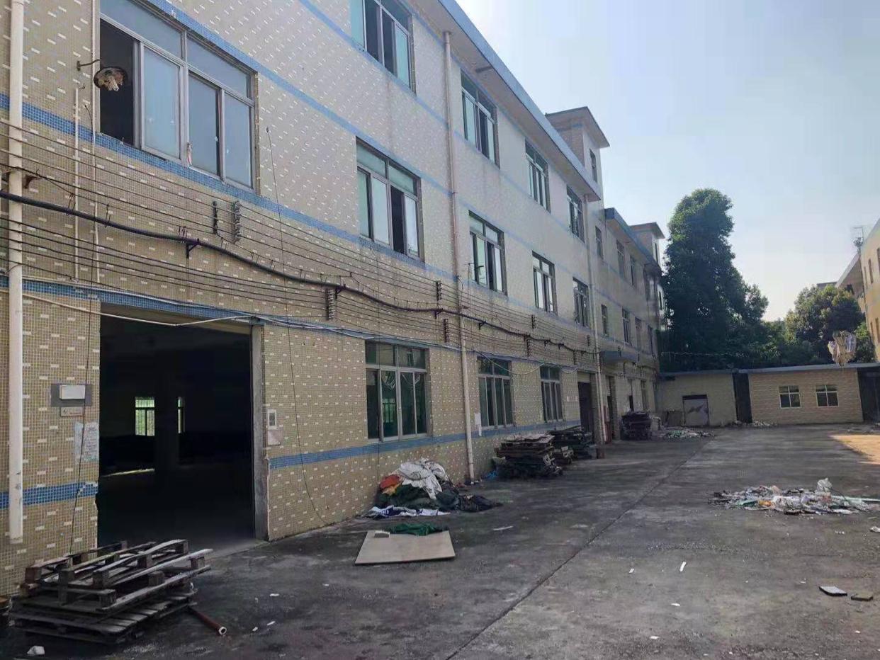 深圳周边惠阳秋长独院厂房4650平方出售