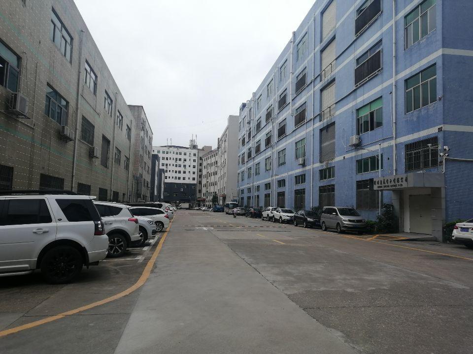 观澜环观南路边大型工业园内一楼厂房出租1600平米,层高6米-图3