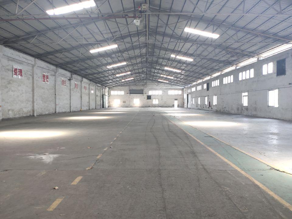 广州番禺5600平方仓库出租