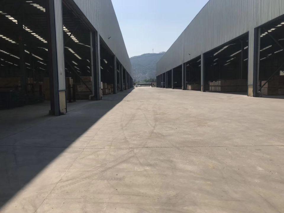 (原房东)佛山里水新出滴水12米高带现成5部行车钢构厂房出租