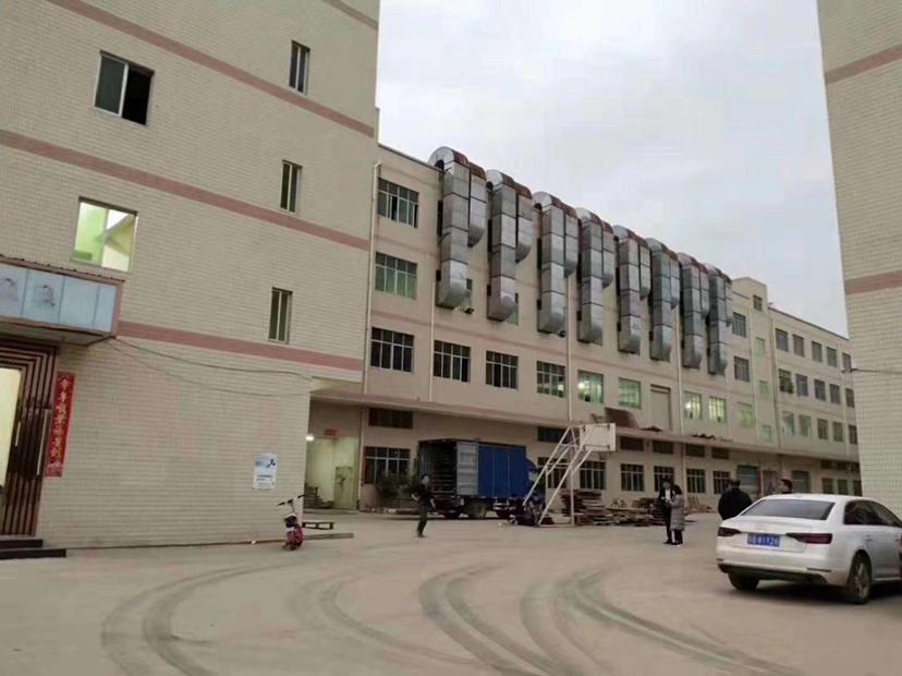 广州保税区国有双证厂房9736平出售