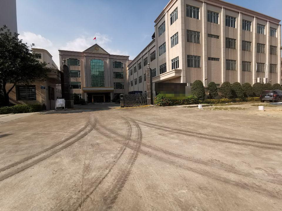 虎门沿江高速新空独院一楼3000平米,可分两家,可办环评