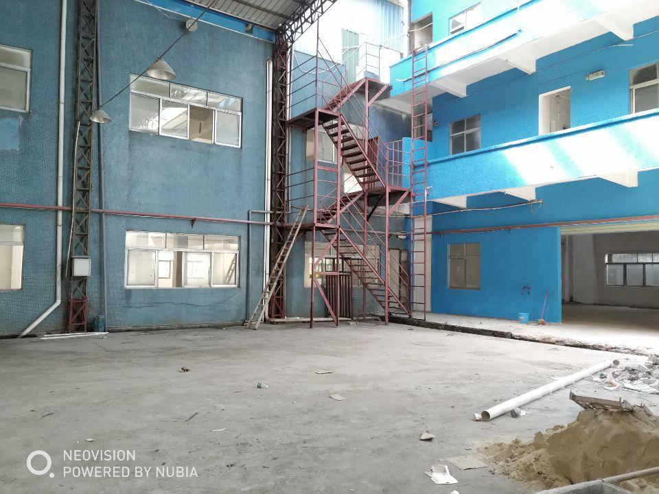 樟木头镇樟洋管理区新出一楼标准厂房700平方,空地大