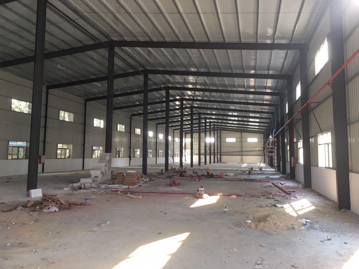 桥头新出独院标准厂房加单一层钢结构厂房面积18800平方-图5