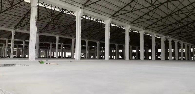 佛山顺德新建18000平米钢构锌棚出租,大小分租