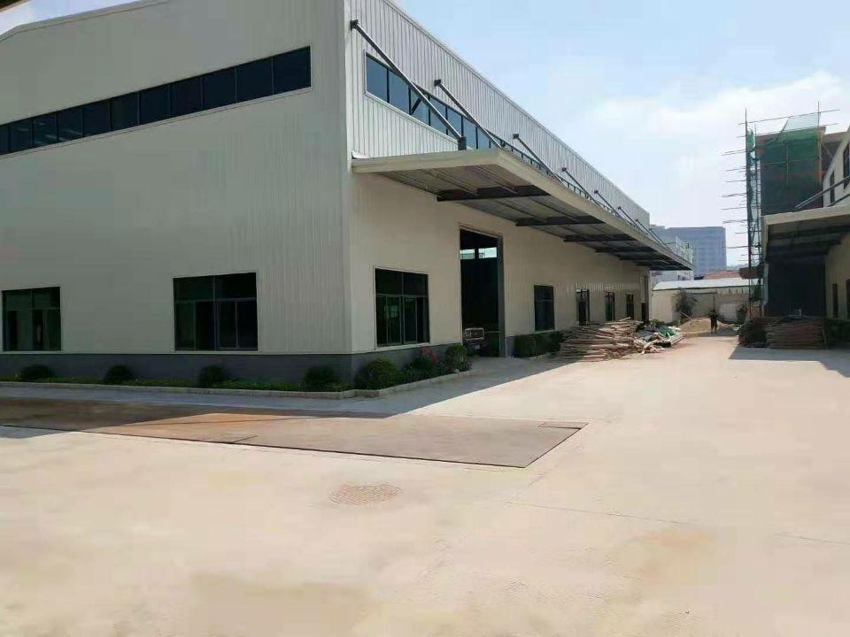湖北襄阳樊城区独院钢构厂房6000平米襄阳仓库(可以分租)