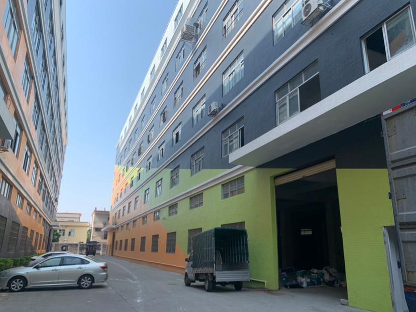 中山市东凤镇高新技术产业园区一楼3420平方厂房出租