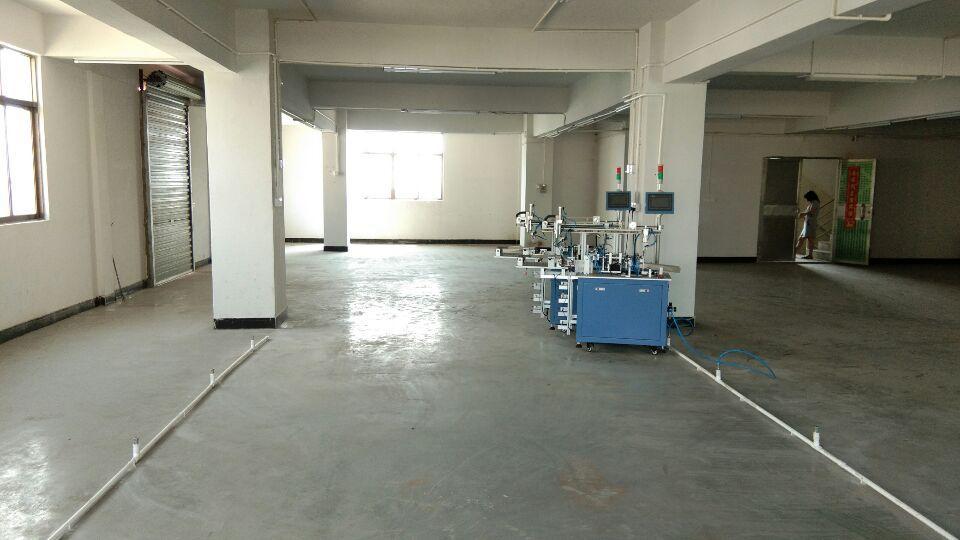 长安楼上精装修480平水电齐全靠近深圳电子贸易办全新地坪漆