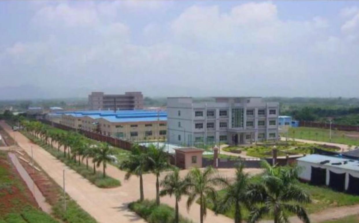 东莞市博罗县国有双证占地50亩厂房急售