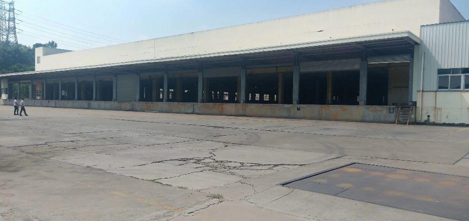 龙华区原业主独门独院钢结构16000平方出租-图5