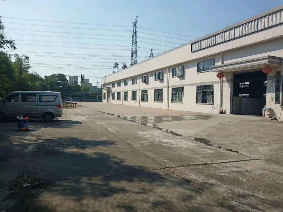 塘厦科苑城1900平方独栋钢构厂房出租