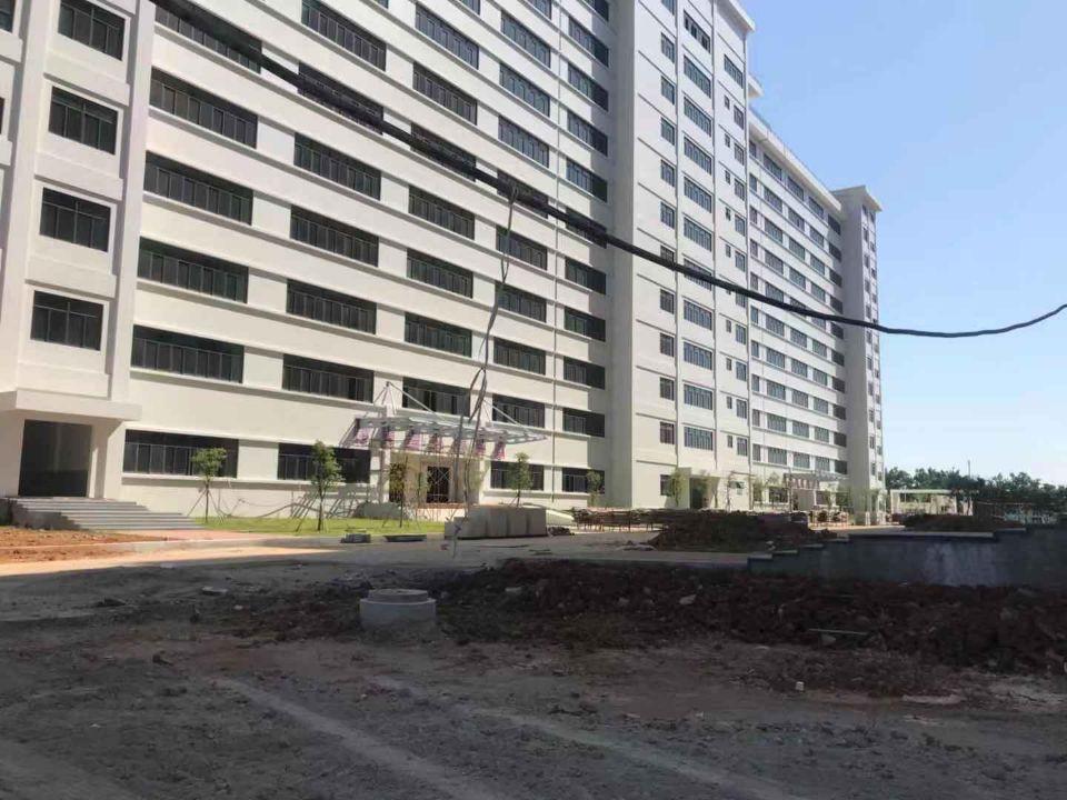 惠州惠环镇独门独院标准厂房滴水6.88米