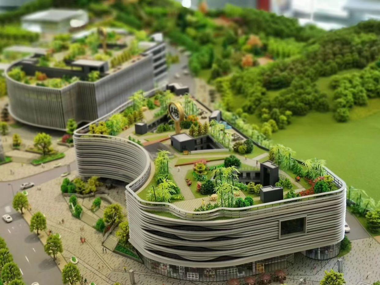 黄埔区萝岗最豪华的上市办公室出租、大小可以分租