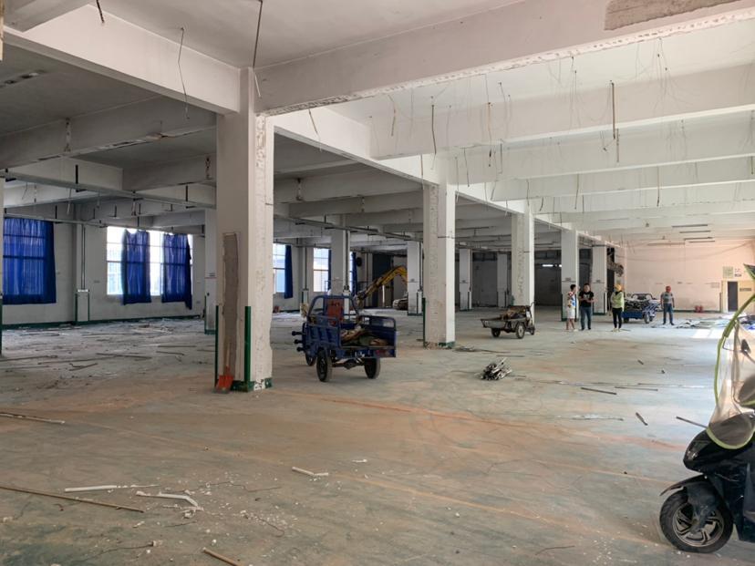 新塘国道旁边新出独门独院标准厂房出租
